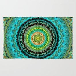 Bliss Mandala Rug