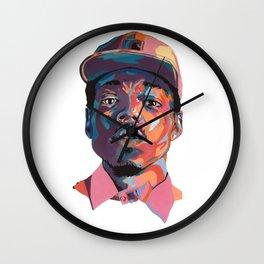 Coloring Book Wall Clock
