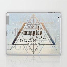 Muggle Laptop & iPad Skin