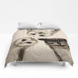The Owl's 3 Comforters