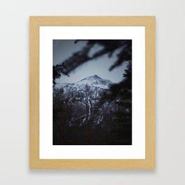 Eagle River Trail Framed Art Print