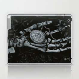 Out of Time Laptop & iPad Skin