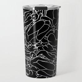 Fifty shades of Love (Dark) Travel Mug