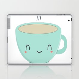 Cute Tea Pun Laptop & iPad Skin