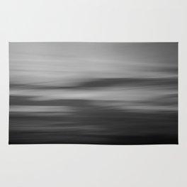 Sea & Sky abstract Rug