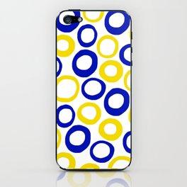 Calamari Hoops 01 iPhone Skin