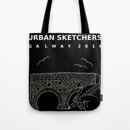 USk Galway Bags and T-shirts Tote Bag