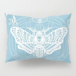 Witch Craft Winter Pillow Sham