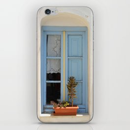 The Light Blue Window, Milos iPhone Skin