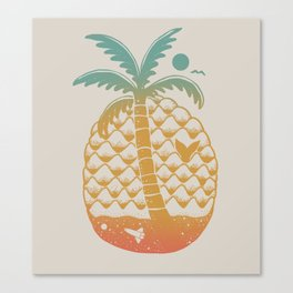 Sweet Summer Dream Canvas Print