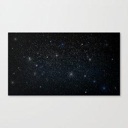 Starfield 6 Canvas Print