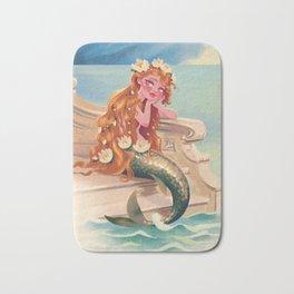 Classic Fairy Tale Mermaid Bath Mat