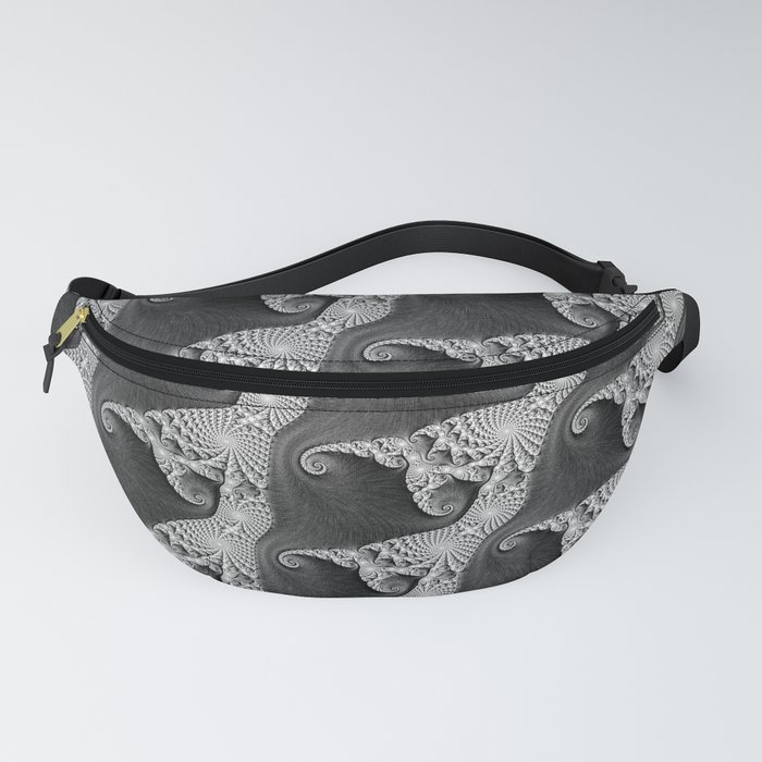New Arabesque Fractal Art Fanny Pack