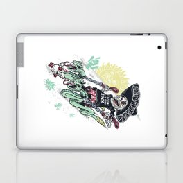 livin la vida loca Laptop & iPad Skin