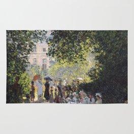 The Parc Monceau Rug