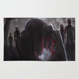 The Rising Dead Rug