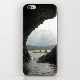 Hopewell Rocks iPhone Skin