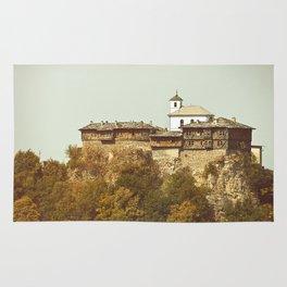 The monastery Rug