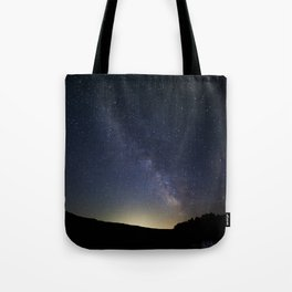Somewhere in the Deschutes Tote Bag