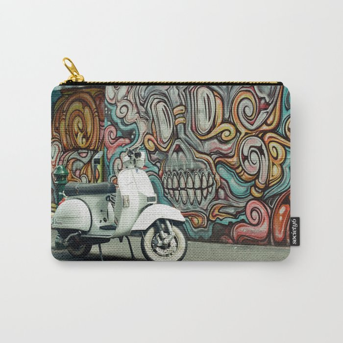 Vespa Chariot Carry-All Pouch
