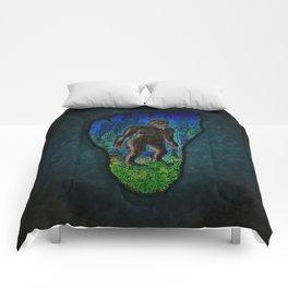Big Foot Woodsman Comforters