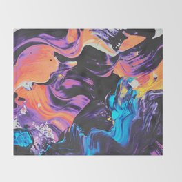 BMTH Throw Blanket