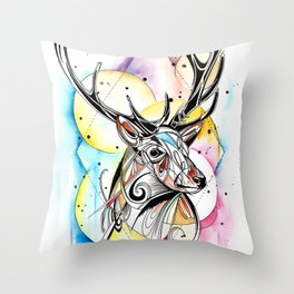 A New Dawning Throw Pillow