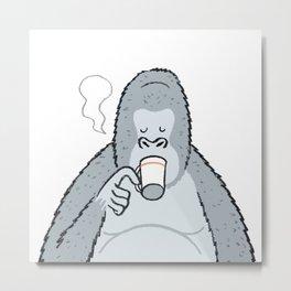 Coffee break... Metal Print