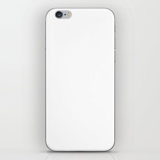 TROPIC THUNDER / PATTERN SERIES 004 iPhone & iPod Skin