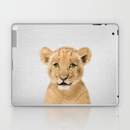 Baby Lion - Colorful Laptop & iPad Skin