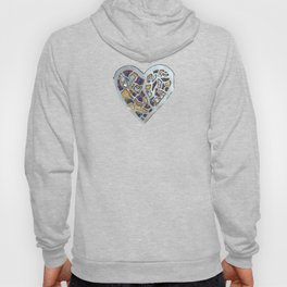 the cogs of the heart Hoody