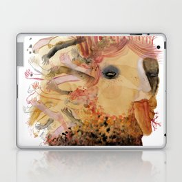 created with subconscious thought Laptop & iPad Skin