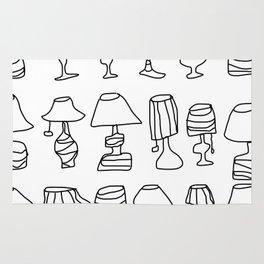 lamps Rug