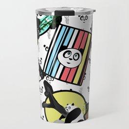 Panda Mix Travel Mug