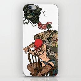 NICOLAS BRONDO ARTS - Tattoo nation iPhone Skin