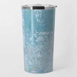 Vintage Galvanized Metal Travel Mug