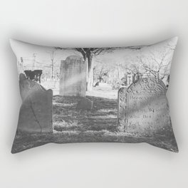 Old Burial Ground Rectangular Pillow