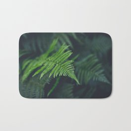fairy fern Bath Mat