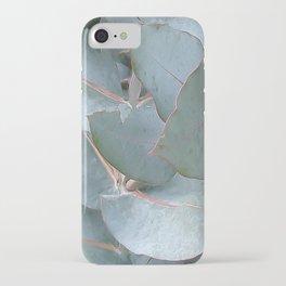 Euc leaves iPhone Case