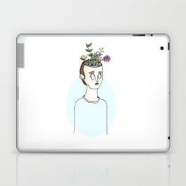 Creative Mind Laptop & iPad Skin