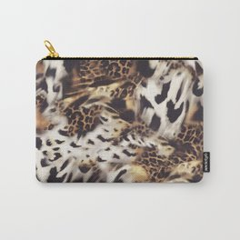 WILD CHICK LEO Carry-All Pouch