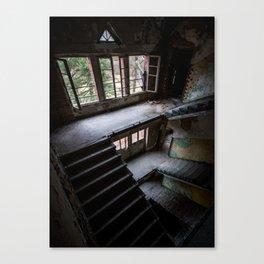 Heilstätten Grabowsee Canvas Print