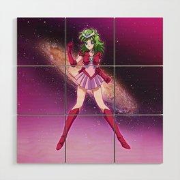 Sailor Andromeda Wood Wall Art