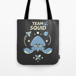 Splatoon: Team Squid Tote Bag