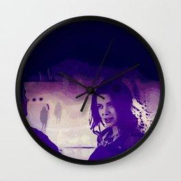 Leanan Sidhe Wall Clock