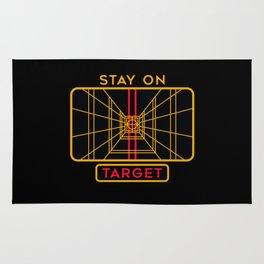 Stay On Target Rug