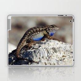 Western Fence Lizard Laptop & iPad Skin