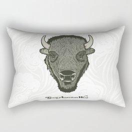Great American West Rectangular Pillow