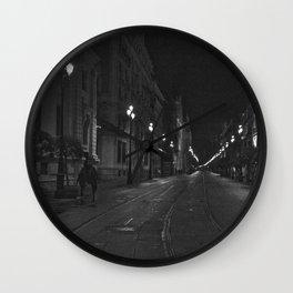 Memories of Sevilla # 2 Wall Clock