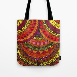 Out of Africa Tote Bag